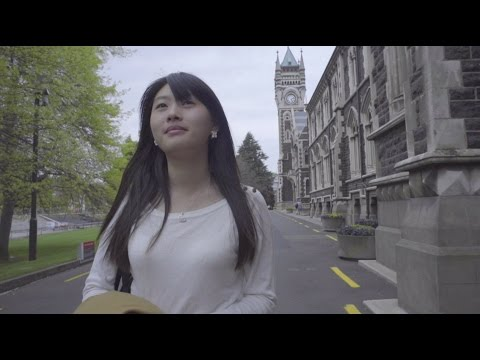 Elly from China – Studying in Dunedin, New Zealand