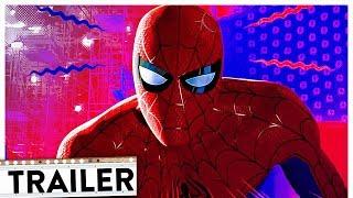 SPIDER-MAN: A NEW UNIVERSE Trailer 2 Deutsch German (HD) | Comic-Animation 2018