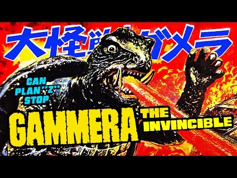 Gammera the Invicible (1965) - B&W / 85 mins