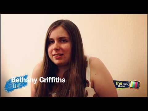 Study Arabic in Germany : Meet our Arabic student Beth Griff