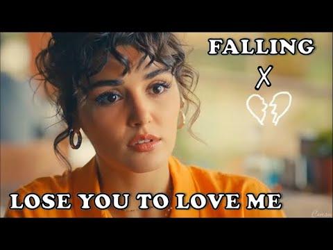 Eda ve Serkan | ft. Falling ✘ Lose You To Love Me | #eda #serkan #sencalkapimi #hayat