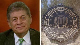 Judge Napolitano details search for interim FBI director