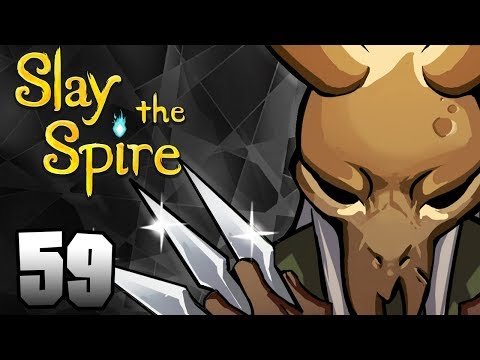 Let's Play Slay the Spire - Ep 59: Cursed from the Start [Silent]