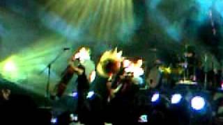 Apocalyptica Monterrey  28 Ene 2012
