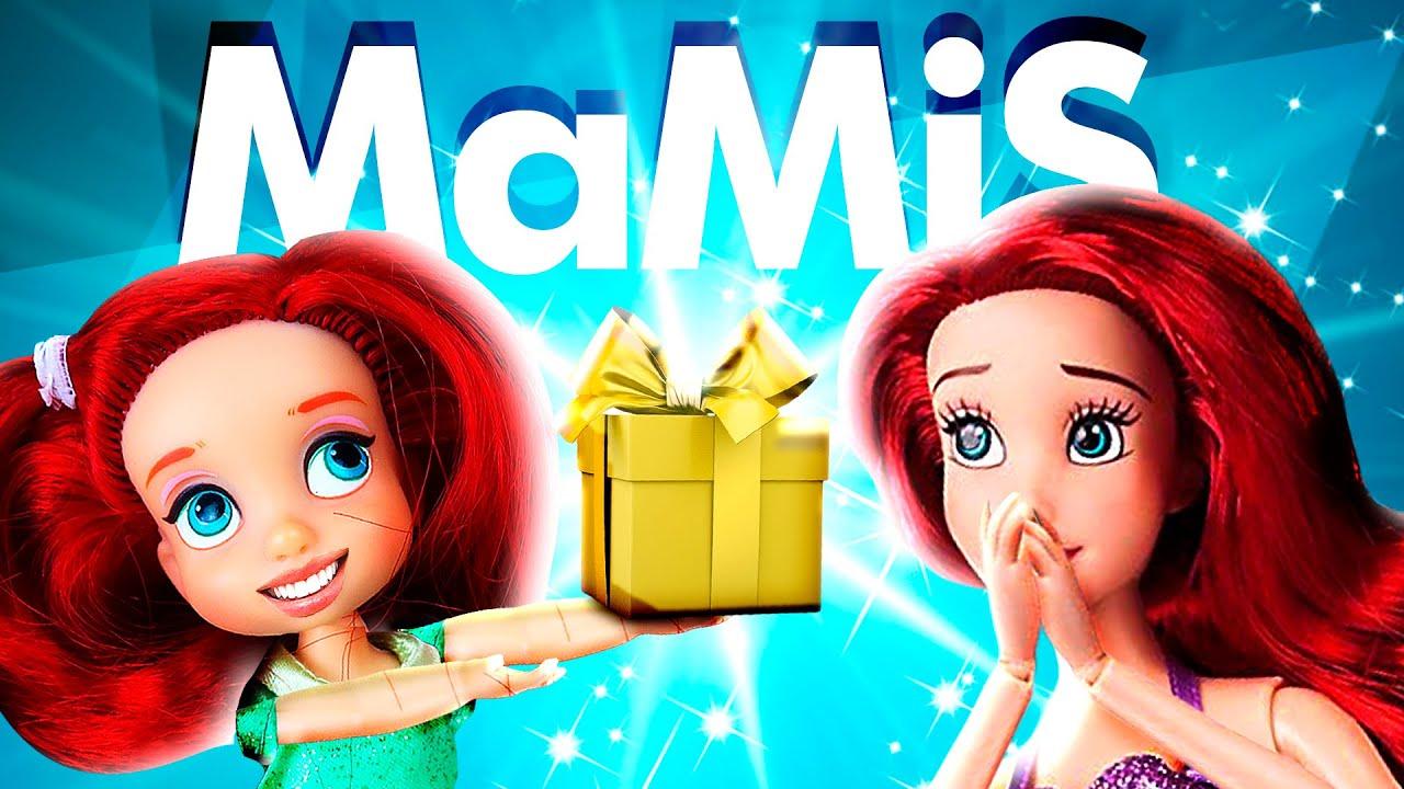 🎁 ¡Las Junior Hacen un Regalo Misterioso a Las Mamás! | Princesas de Disney
