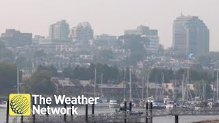 BIG STORY: BC air quality some of the worst on Earth right now