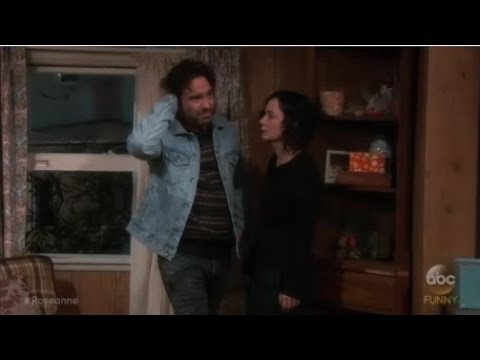 Roseanne Revival Reboot Season 10  Even More New Footage 319 New s  David Returns!