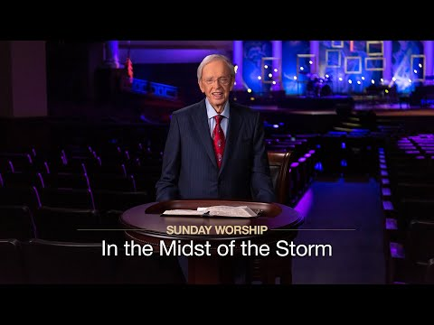 In The Midst Of The Storm - Dr. Charles Stanley