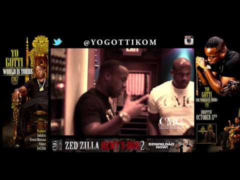Studio Session: Yo Gotti Working On His Cocaine Muzik 7 Mixtape