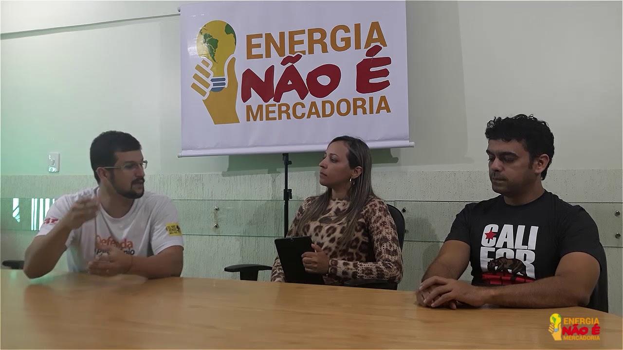 A batalha contra a entrega do setor elétrico nacional