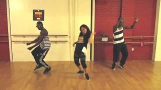 "Dancehall Class w Blackgold Dance Crew (NYC) - Terro 3000 ""Putti Pon Yuh"""