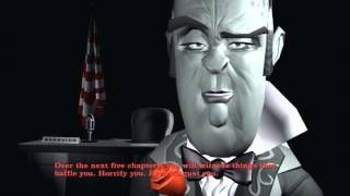 06 Sam & Max The Devil's Playhouse — Episode 1 The Penal Zone прохождение