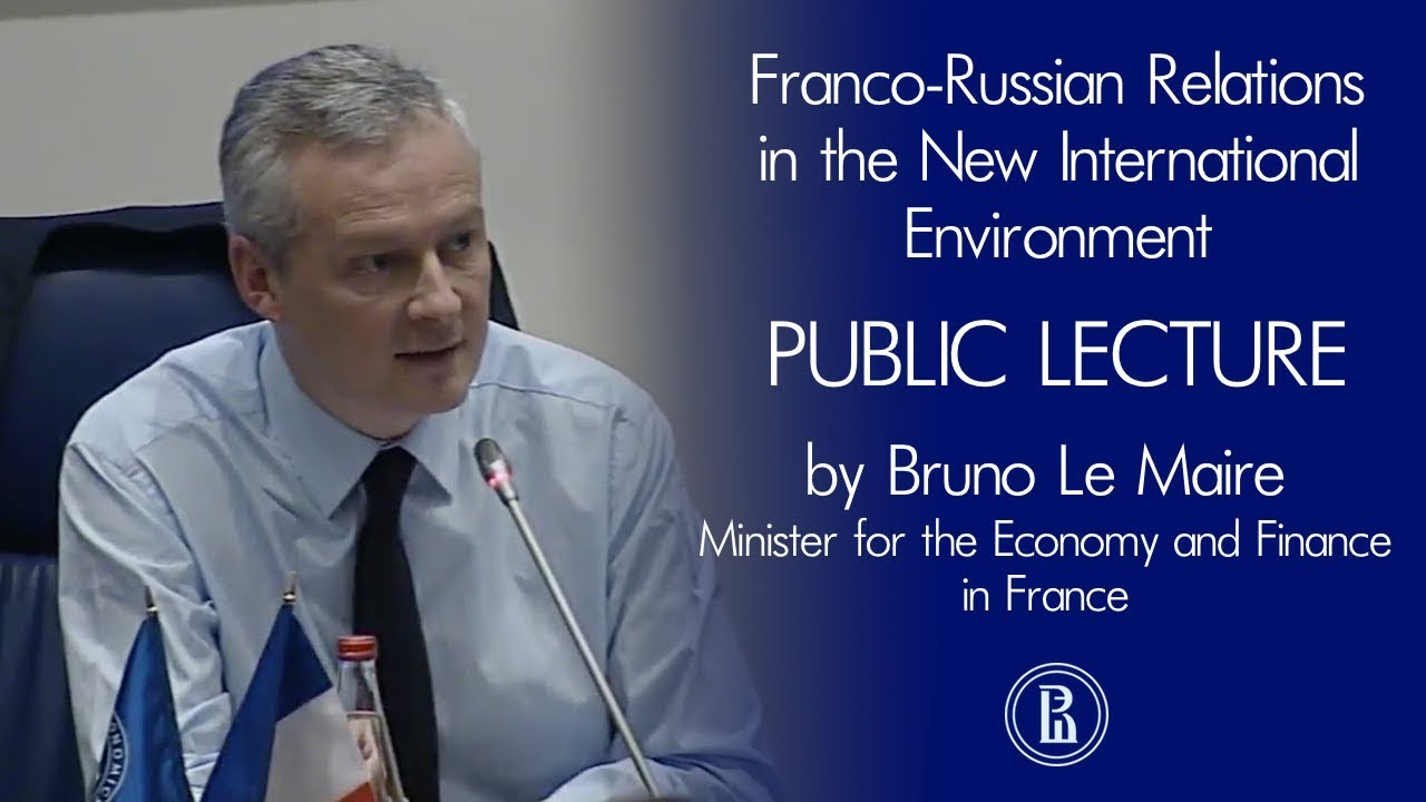 Franco-Russian Relations in the New International Environment