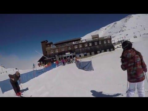 sierra nevada 2016    borreguiles a Stadium