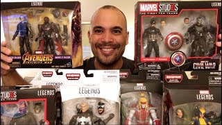 Episode 260 - TOY HUNTING MARVEL LEGENDS, MARVEL LEGENDS, and MORE MARVEL LEGENDS!