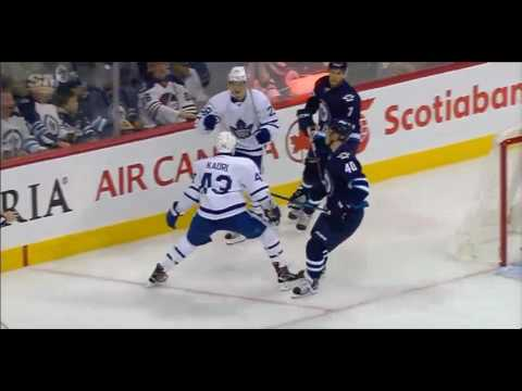 TORONTO MAPLE LEAFS vs. WINNIPEG JETS (Oct 19)