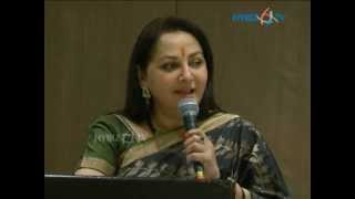 Jayaprada (MP) talking about cool sculpting & Life slimming and cosmetic clinic in Hyderabad Thumbnail