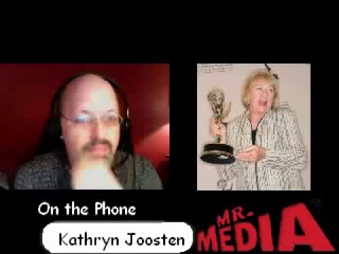 Desperate Housewives neighbor Kathryn Joosten! INTERVIEW