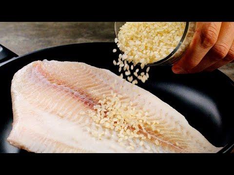 Проще только во сне! Стакан риса и кусок рыбки – этот рецепт вы будете готовить всю жизнь!