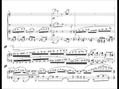 Eric Lyon: DIAGONAL NOISE - Nino Jvania