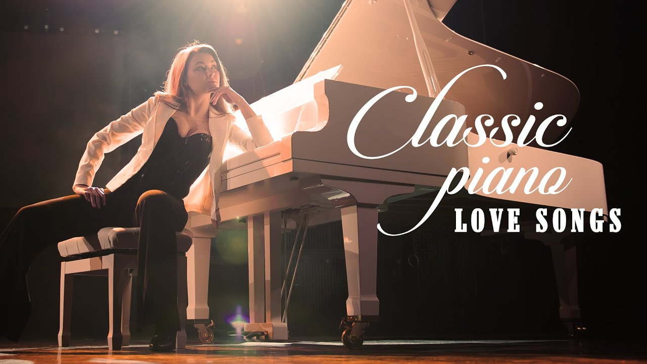 Romantic Classic Piano - Beautiful Old Love Songs 70's 80's 90's -Most Classical Love Songs Playlist