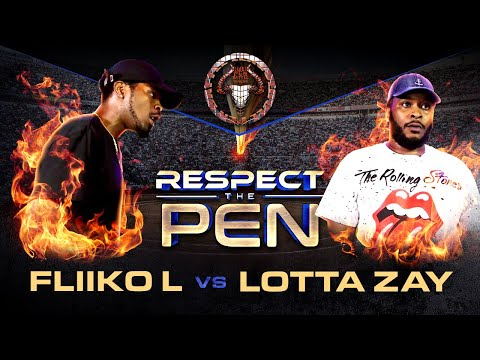 LOTTA ZAY vs FLIIKO L. hosted by JOHN JOHN DA DON | BullPen Battle League - Respect The Pen