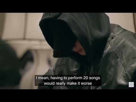 JIMIN CRYING BECAUSE HE CAN'T PERFORM [ BTS BURN THE STAGE EP8 ]