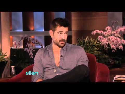 Colin Farrell's Intimate Details!