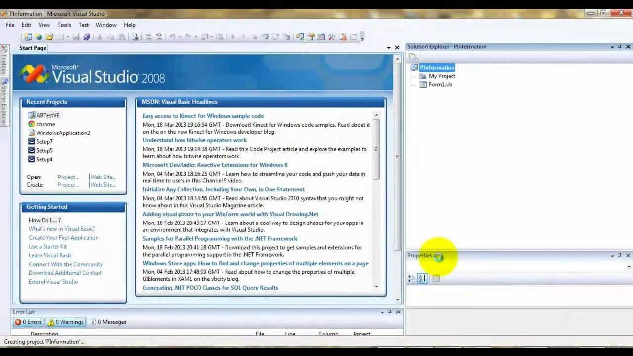 the importance of visual basic 60 for windows as an application tool 149 time-saving hotkeys for visual studio 2015 extensive, exportable, wiki-style reference lists for keyboard shortcuts/hotkeys.