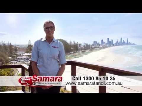 Samara Transport & Logistics - Gold Coast