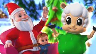 圣诞节无处不在| 儿童歌曲| 叮铃铃歌曲 | Christmas Is Everywhere | Farmees China | 儿童漫画和婴儿歌曲 | Festive Song