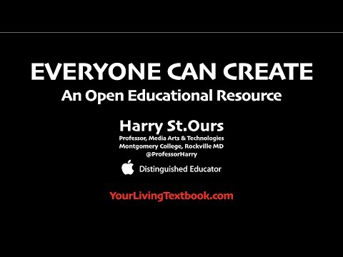 Everyone Can Create an Open Educational Resource Mp3