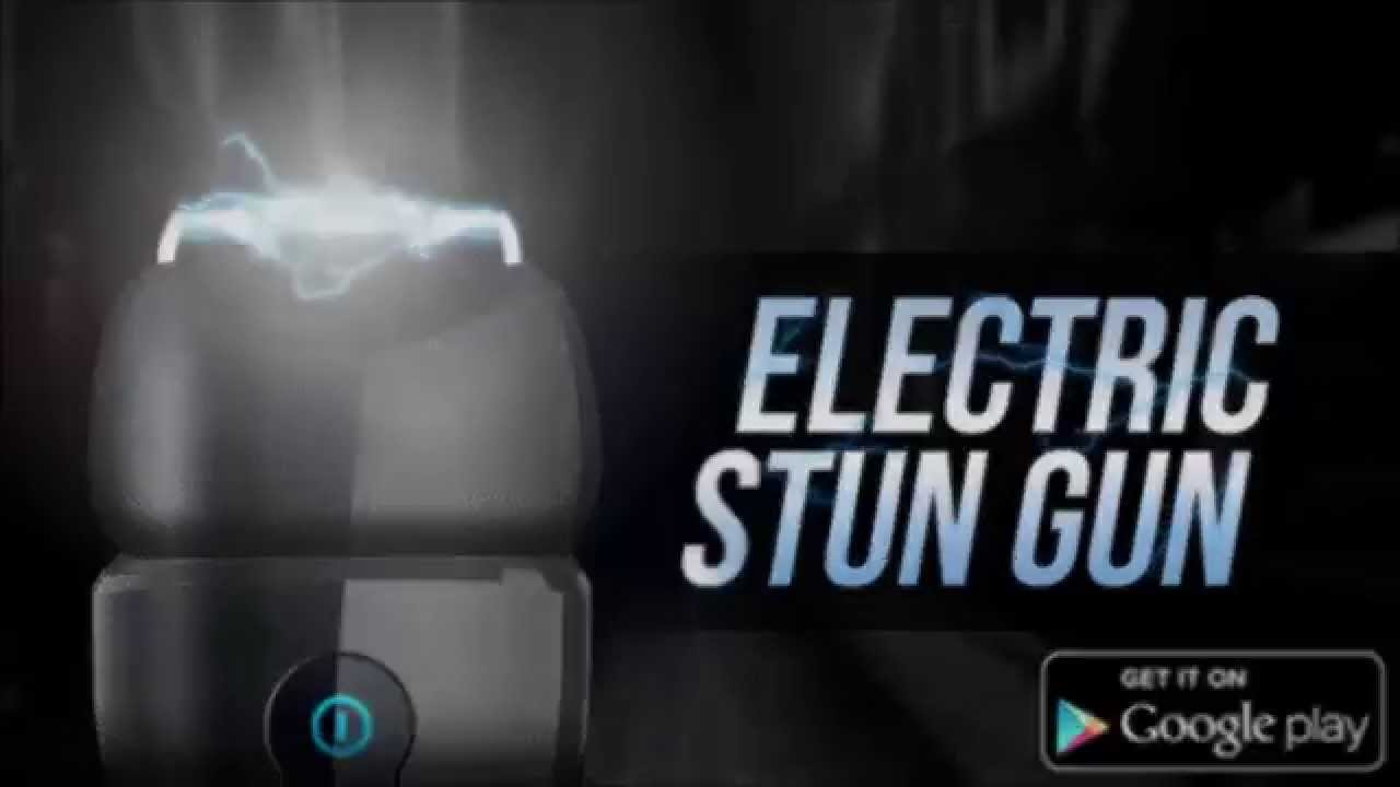 Electric Stun Gun   Android App   YouTube