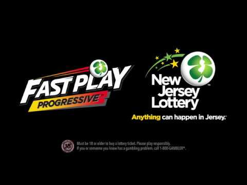 NJ Lottery | FAST PLAY