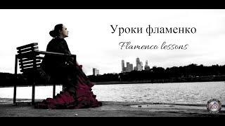 Уроки фламенко для начинающих Как танцевать фламенко Основное Урок 9 Волна Free Flamenco Lessons for