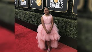 10-Year-Old Battling Leukemia Gets To Take Photos of Celebrities on Red Carpet