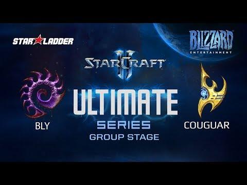 Ultimate Series: Bly (Z) vs Couguar (P)
