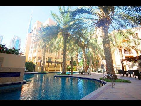 Piks Key Apartments Old Town Island Al Tajer Residence next to Dubai Mall