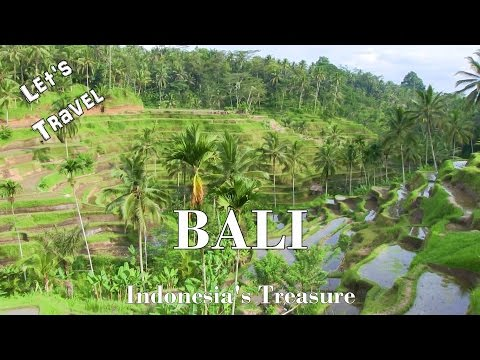 Let's Travel: Bali - Indonesia's Treasure [Deutsch] [English Subtitles]