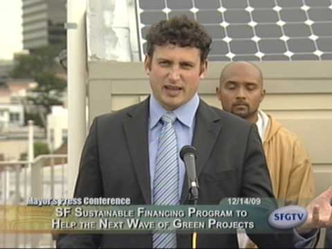 SF Sustainable Financing Program Introduced