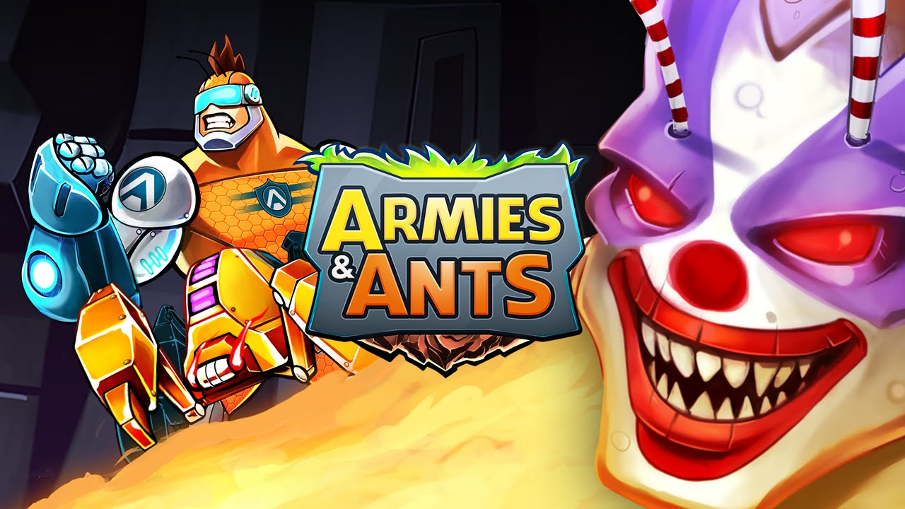 Armies & Ants Gameplay