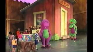 Barney y sus Amigos Live in NYC (Spanish) Part 1   ESPANOL