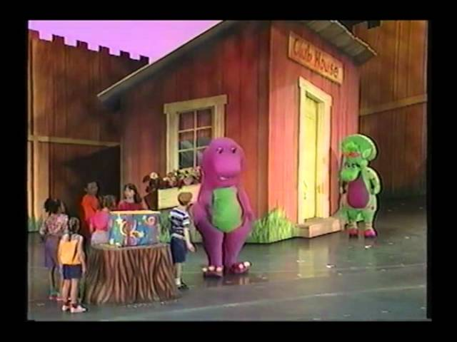 Barney y sus Amigos Live in NYC (Spanish) Part 1   ESPANOL Videos De Viajes