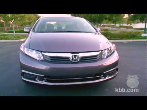 2012 Honda Civic Video Review - Kelley Blue Book