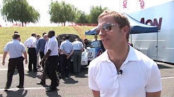 Ford Dunton Enthusiasts Day - Clip 02 - Focus ST BTCC car on show