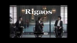 実力派俳優の3人が、ゲスト出演者を迎えたりしながら送る、リガオスの人...