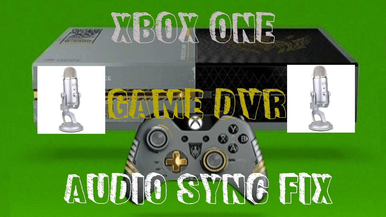 how to get audio without hdmi xbox one