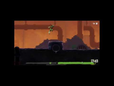 Ninja Turtles Sewer Run Game Play Walkthrough Story Mode