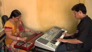 Ananda Loke Mangola Loke Instrumental By Pramit Das & Minati Das.avi