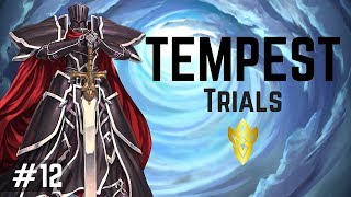 For the Black Knight! TT Begins! | Moment of Fate | Tempest Trials #12 【Fire Emblem Heroes】
